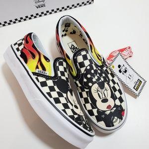 New Vans x Disney Mickey/Minnie Sneakers